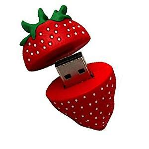 Flash Disk Cheese Cake Strawberry 16gb lovely strawberry usb 2 0 flash drive