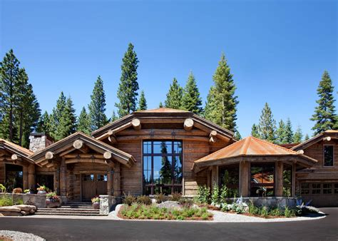 Log Cabin Lake Tahoe by Log Cabin Estate With Martis C Lifestyle Truckee And