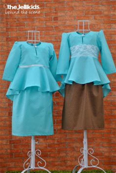 Baju Anak Blue Stitch Bololokids cara jahit baju kurung peplum sewing project baju