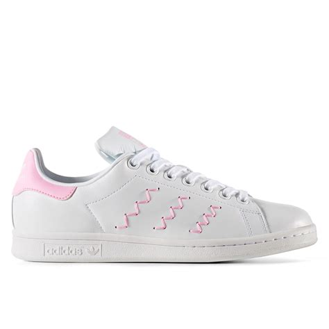 stan smith sneaker s stan smith white pink sneaker