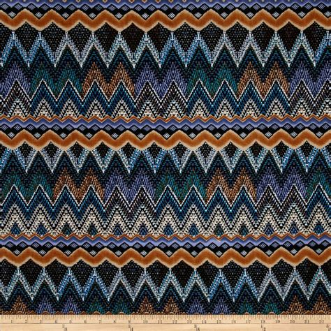 patterned jersey knit fabric chevron printed stretch ity jersey knit fabric discount