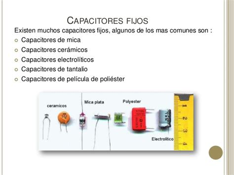 capacitor variable valores capacitores