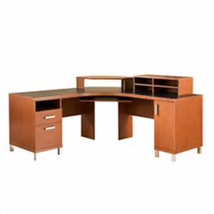 L Shape Corner Desk South Shore Metropole Cont L Shape Corner Computer Desk Ebay