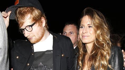 ed sheeran wife ed sheeran is engaged to longtime girlfriend cherry