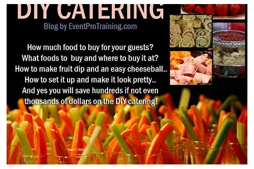 finger food catering deals