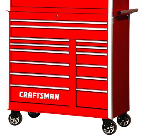 craftsman professional cabinet saw craftsman 42 quot 14 pro cabinet with integrated latch