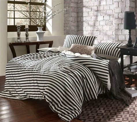 black white striped bedding 17 best images about black and white striped comforter on