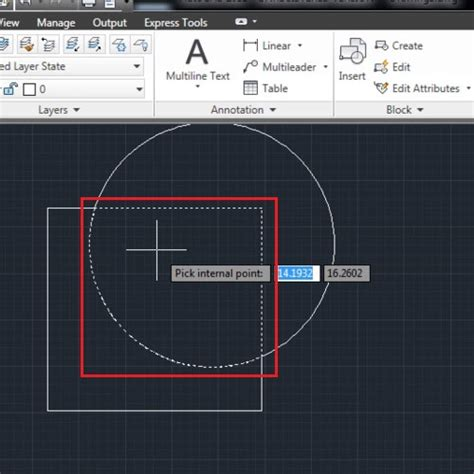 autocad tutorial arrow with polyline how to create boundaries in autocad howtech