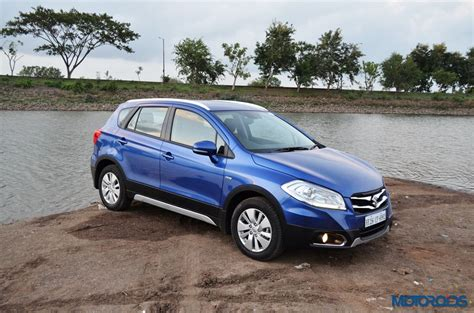 maruti suzuki s cross to launch in india on 5 august 2015