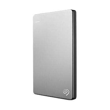 Seagate Portable Hardisk Harga Jual Seagate Backup Plus Slim Portable Silver Disk