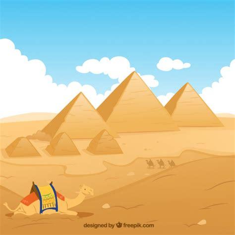 descargar imagenes egipcias gratis egipto pir 225 mides ilustraci 243 n descargar vectores premium