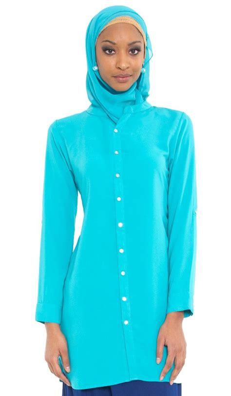 Tunik Blouse Muslim Kirana 27 best islamic tunic tops dresses images on tunic tops islamic
