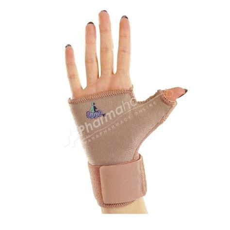 Wrist Thumb Support Oppo 1084 1 health oppo neoprene wrist thumb support 1084