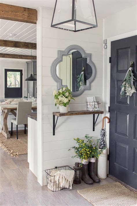 small entryway and foyer ideas inspiration 25 best ideas about modern farmhouse decor on pinterest