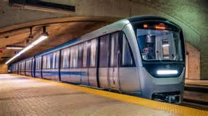 new york to montreal by car stm s new azur metro remains sight montreal