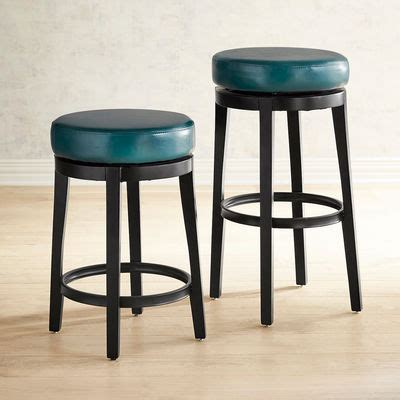 Teal Counter Stool by Stratmoor Swivel Bar Counter Stools Teal Pier 1 Imports