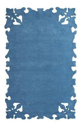 blue plush rug modern take on lace in a plush blue rug living room s house rugs blue