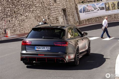 Audi Rs6 Pp Performance by Audi Rs6 Avant C7 2015 By Pp Performance 15 Mei 2017