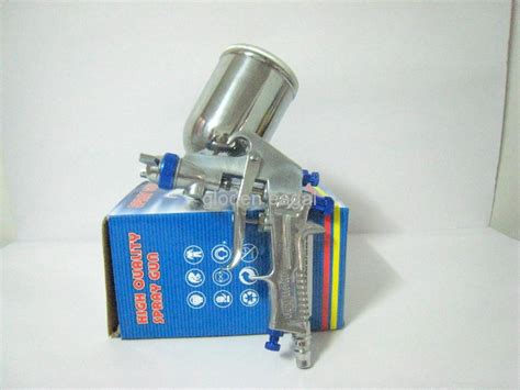 Air Spray Gun F75 Gravity Xenon Nozzle 1 5mm Tabung Ata Murah paint spray gun f75 golden eagle china trading