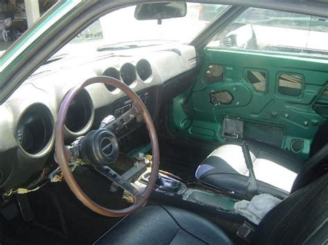 1975 datsun 280z interior images
