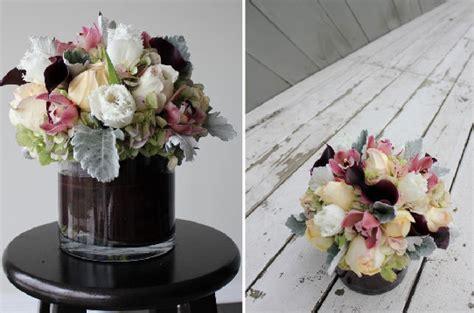 diy flower arrangements diy fresh flower wedding centerpiece tutorial weddingbee