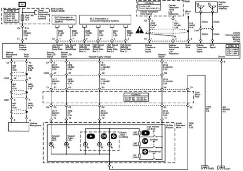 onstar wiring diagram onstar wiring harness free picture diagram schematic