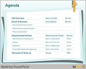 agenda powerpoint template agenda powerpoint template 8 best agenda templates