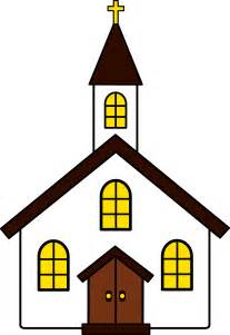 Clipart Of Church church building free clip