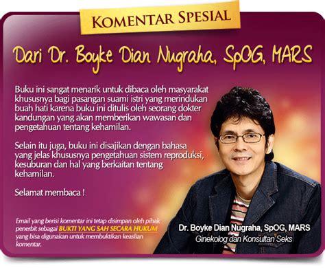 Program Hamil Anak Laki Laki Dr Boyke Doovi Tips Cara Cepat Hamil