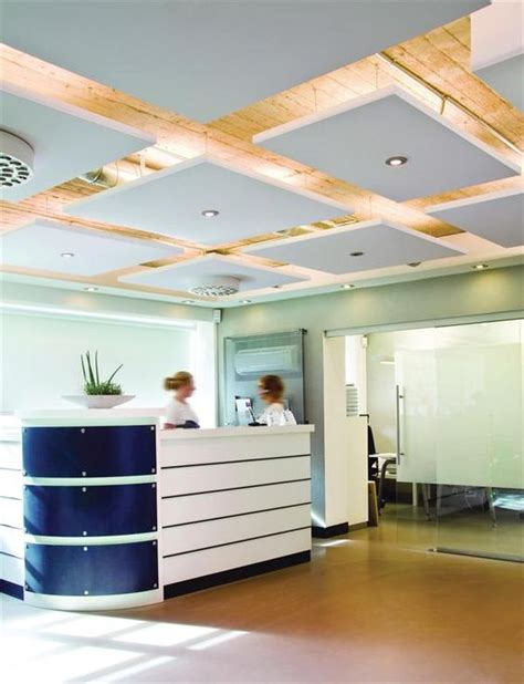 floating ceiling ecophon master s suspended ceiling panels from