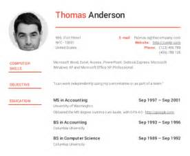 create professional resumes for free cv creator