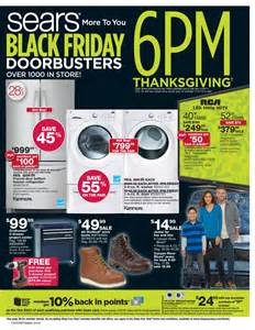 Black Friday Deals 2015 Auto Parts Sears Black Friday 2015 Ad Deals Sales
