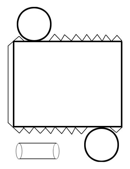 figuras geometricas figuras geometricas para ninos apexwallpapers figuras geom 233 tricas recortables 3d para ni 241 os lugares