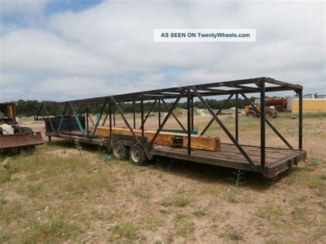 car and boat trailer double decker 50 double decker pontoon boat trailer car hauler hay