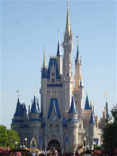 el castillo picture of walt disney world, orlando