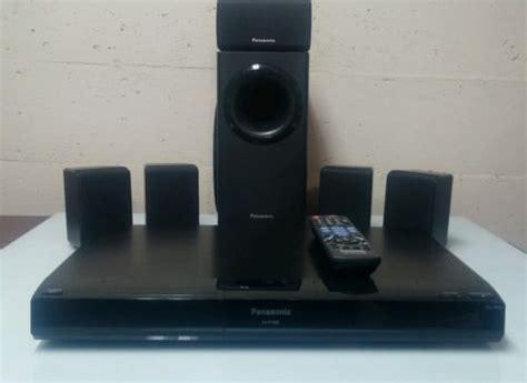 panasonic sa pt480 dvd home theater system 5 1 surround