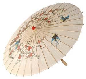 Mail Order Wedding Flowers - chinese parasol 100cm diameter fans umbrellas