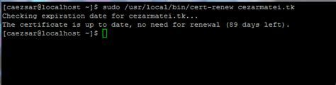 setting  https  lets encrypt ssl certificate