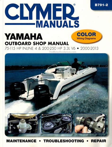 boat motor repair manual online yamaha outboard manuals by seloc marine engine autos post