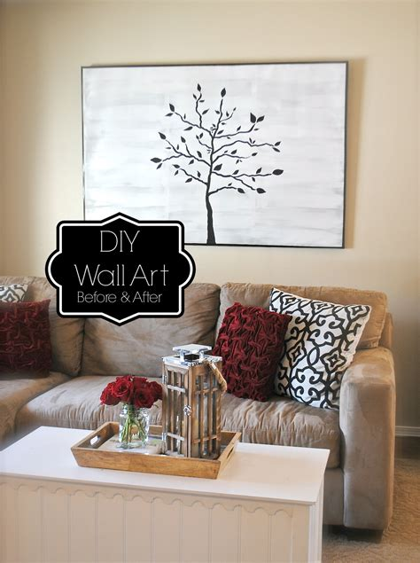 living room diy diy living room wall art peenmedia com