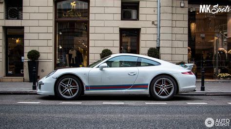 Martini Racing Porsche by Porsche 991 Carrera S Martini Racing Edition 11 March