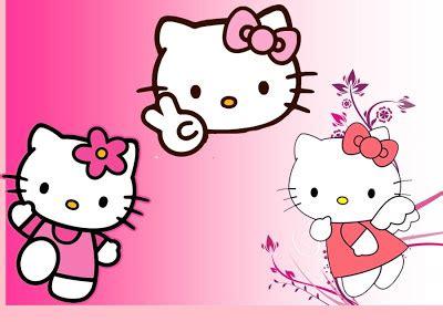 gratis wallpaper hello kitty pink animasi bergerak terbaru gambar kartu hello kitty auto design tech