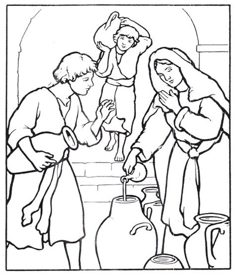 coloring page for elijah and the widow widow s oil god bcm elisha pinterest oil