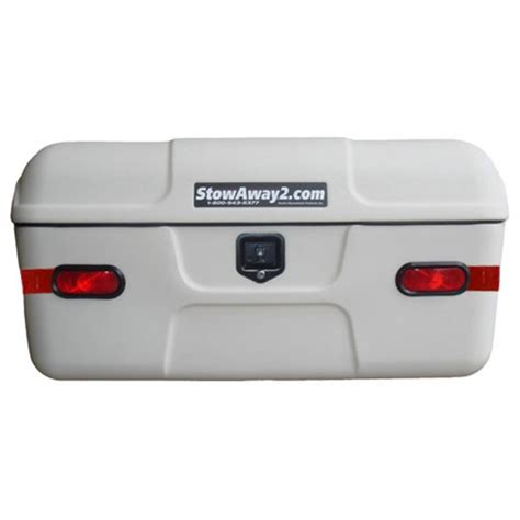 cargo box trailer trailer hitch cargo box waterproof cargo box stowaway