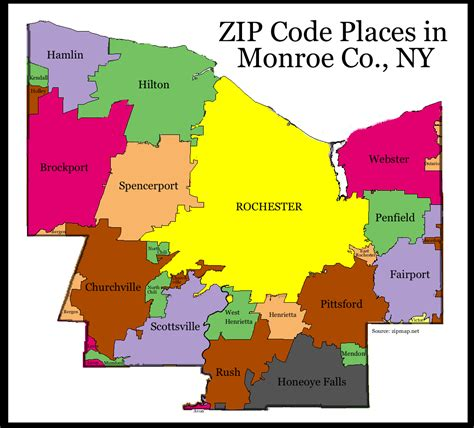 zip code map rochester ny the buterblog 39 i d map that