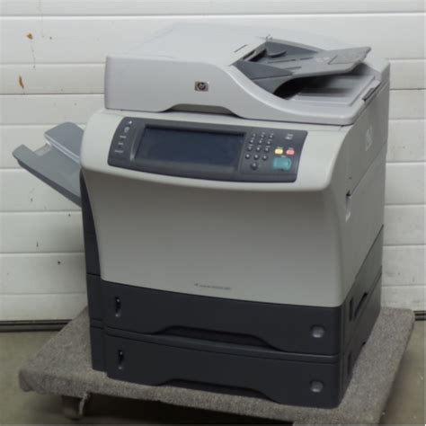 color laser printer scanner hp laserjet m4345 laser printer copier color scanner