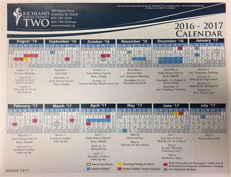 Columbia Calendar Columbia 2017 Calendar My