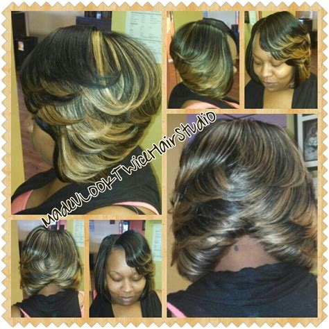 layered bob quick weave short hairstyle 2013 layered bob quick weave short hairstyle 2013