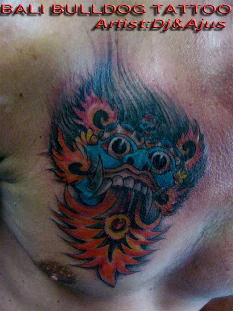feather tattoo bali bali mask colors tattoo