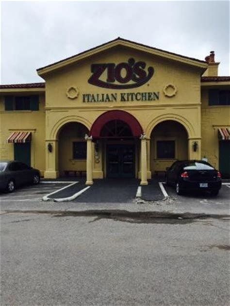 Zio S Italian Kitchen zio s italian kitchen picture of zio s italian kitchen independence tripadvisor